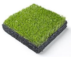 FallZone Synthetic Grass Playground Flooring