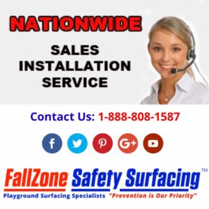 FallZone Safety Surfacing
