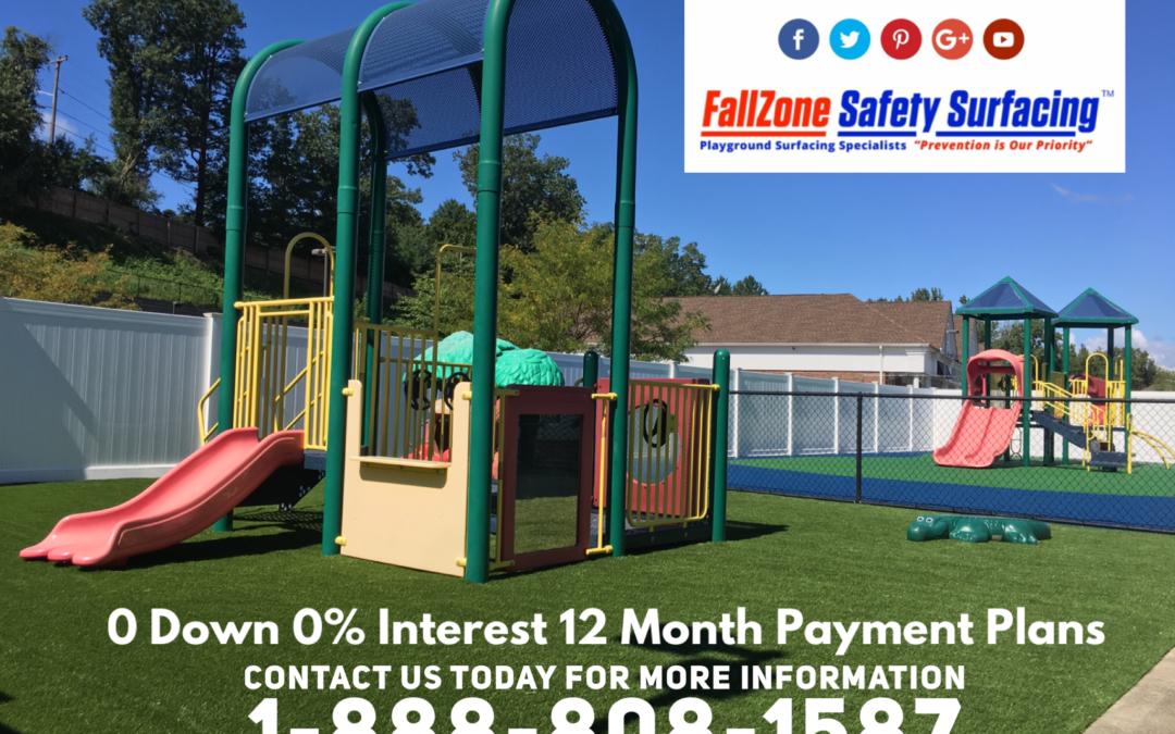 Free Financing for FallZone Playground Surfacing