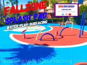 FallZone Splash Pad