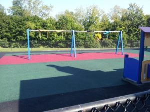 FallZone Playground Surfacing
