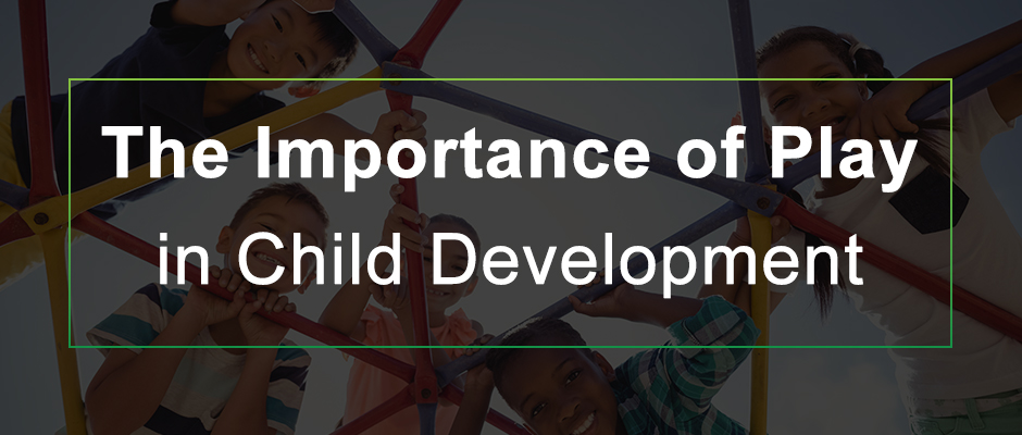 Safe Playgrounds Are So Important For Children's development