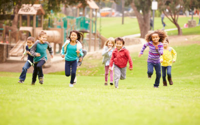 Importance of Play & Physical Activity for Children On Playgrounds
